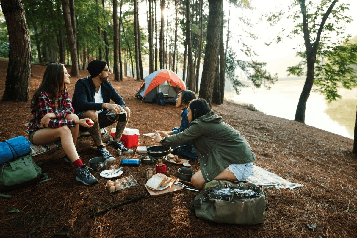 Best Places for Free Camping in Ohio