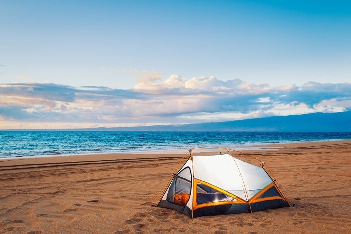 Embark Camping Tents and Outdoor Relaxation