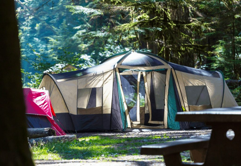The Best Cabin Tents With Screened Porches For Camping