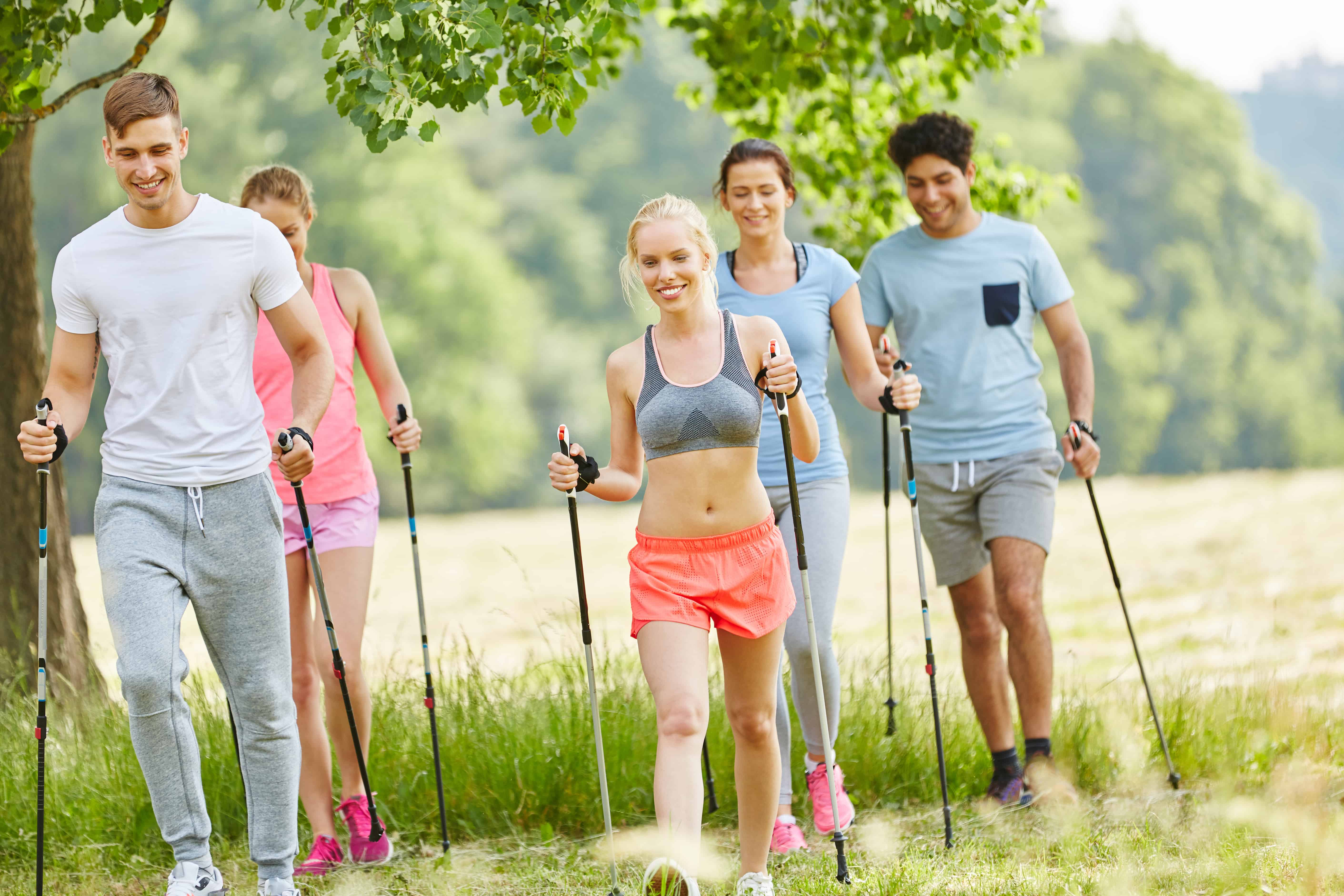 Exercises to get you prepared for your hiking trip