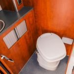 Happier Camper Review: A Small Camper with Dry Flush Toilet