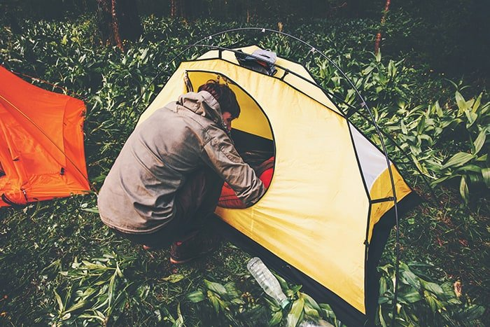 How to choose the best smallest one person tent