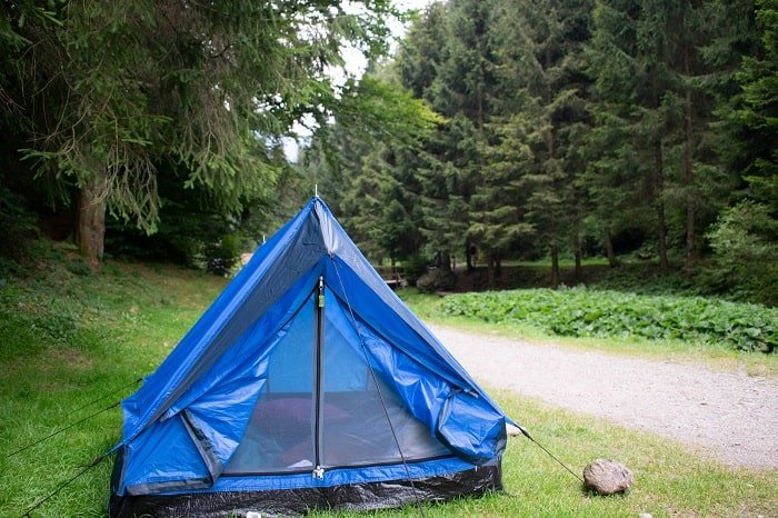 4 Types of Tents BSA