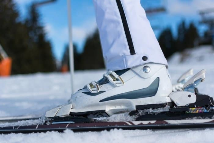 Boots For Skate Skiing And Classic Skiing
