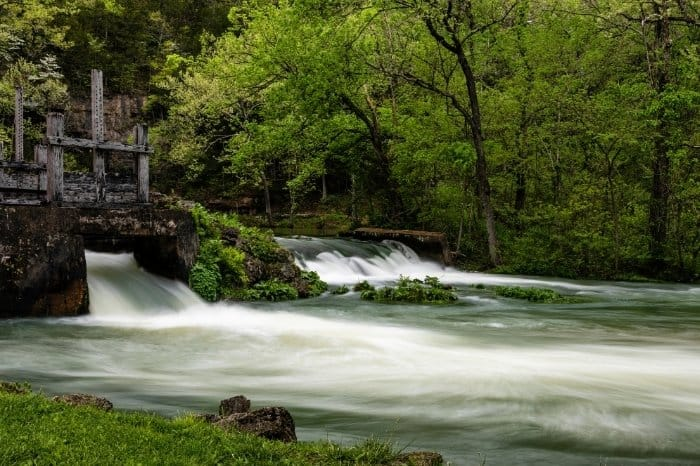 Places To Camp In Ozark National Forest